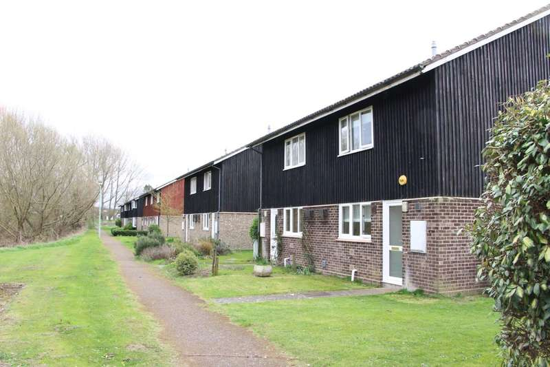 2 Bedrooms Semi Detached House for sale in Waterloo Close, Newmarket