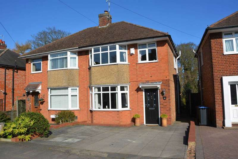 3 Bedrooms Semi Detached House for sale in Wheatfield Road, Bilton