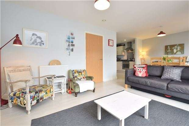 2 Bedrooms Flat for sale in Brock Grove, Oxford, OX2 0FD