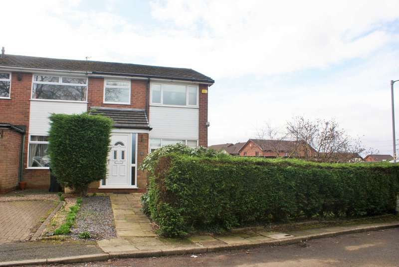 3 Bedrooms End Of Terrace House for sale in South Drive, Harwood