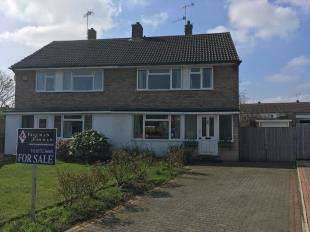 3 Bedrooms Semi Detached House for sale in The Cherry Orchard, Hadlow, Tonbridge