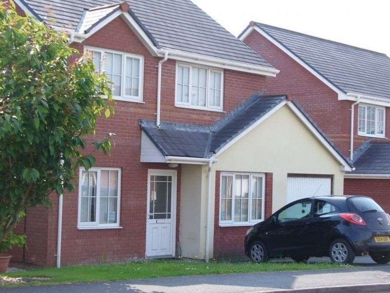 4 Bedrooms Detached House for sale in Glan Rheidol, Aberystwyth