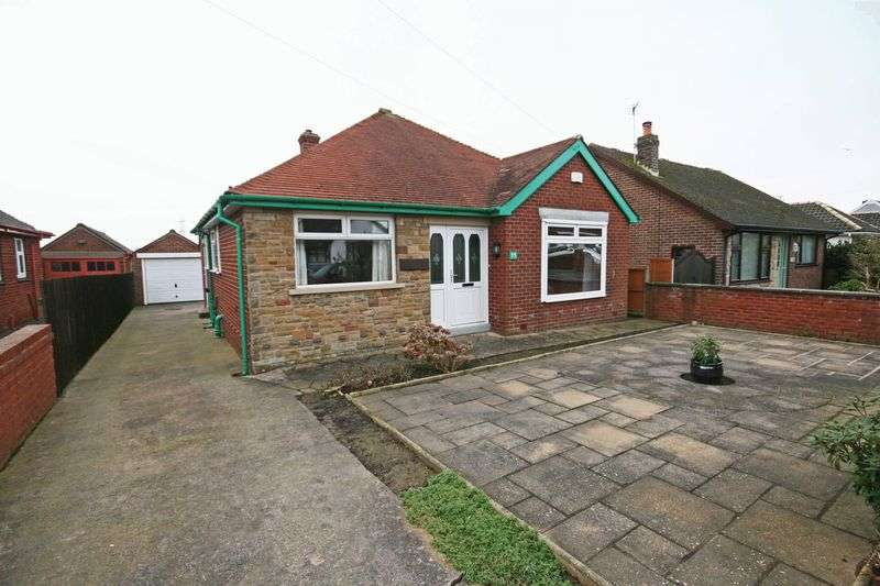 2 Bedrooms Detached Bungalow for sale in Meadow Crescent, Carleton