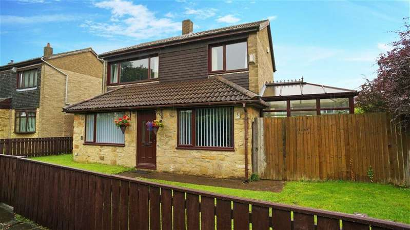 3 Bedrooms Property for sale in Dipton Grove, Cramlington
