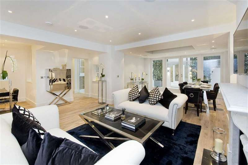 3 Bedrooms Property for sale in Westbourne Terrace Road, Little Venice, London, W2