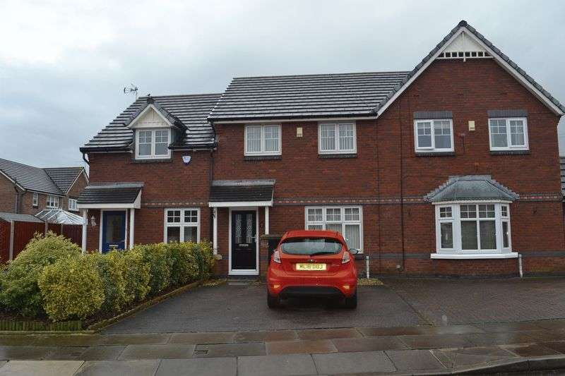 3 Bedrooms Mews House for sale in Barberry Crescent, Netherton