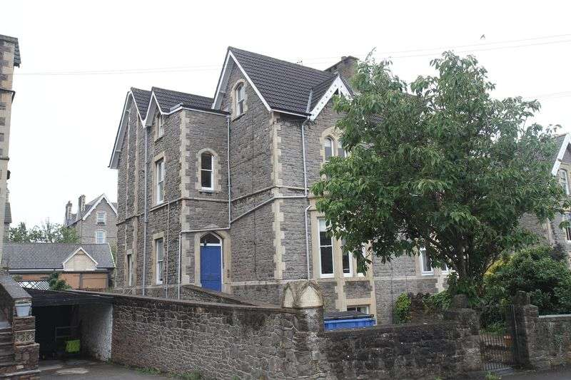 2 Bedrooms Flat for sale in Hallam Road, Clevedon