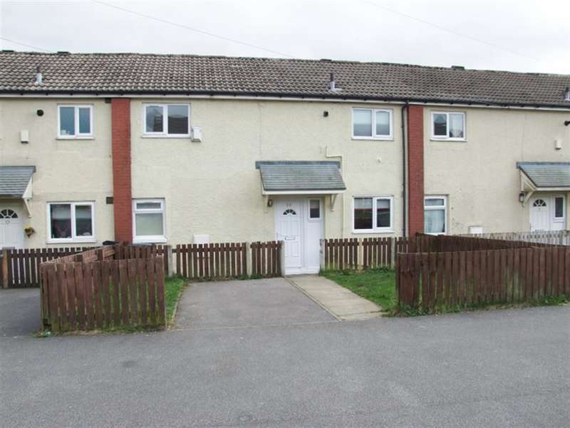 3 Bedrooms Terraced House for sale in Solstice Way, Halifax, HX2 8JH