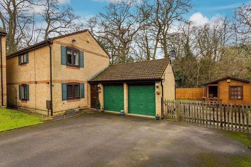 4 Bedrooms Detached House for sale in Wildwood Court, Hawkhirst Road, KENLEY