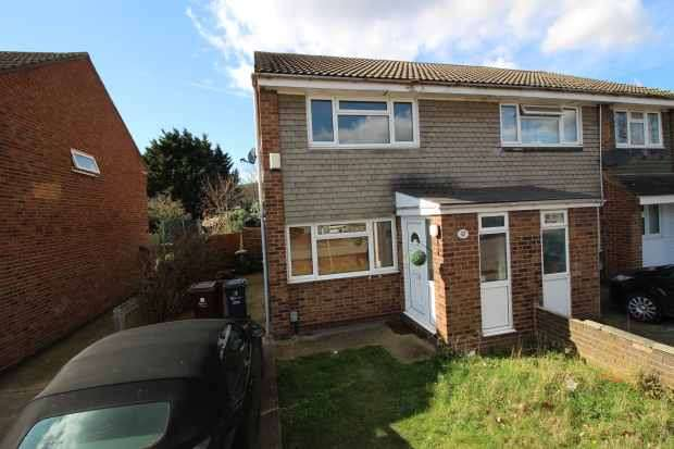 2 Bedrooms Semi Detached House for sale in Padnall Road, Romford, Essex, RM6 5BJ