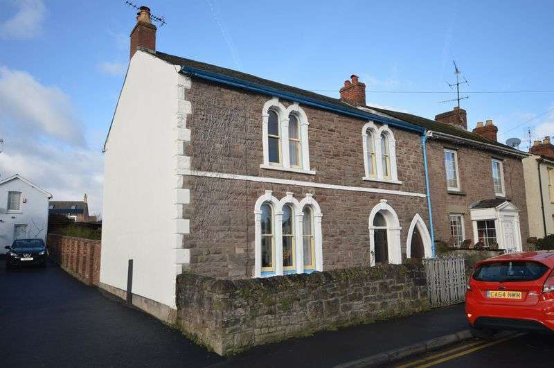 3 Bedrooms Semi Detached House for sale in Chapel Road, Abergavenny