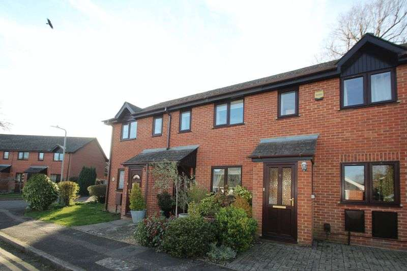 2 Bedrooms Terraced House for sale in Lime Tree Close, Tonbridge