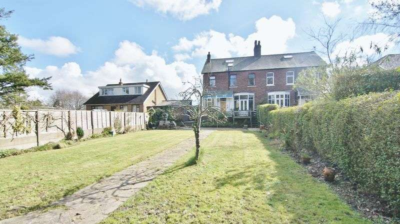 4 Bedrooms Semi Detached House for sale in Ribby Road, Kirkham PR4 2BE