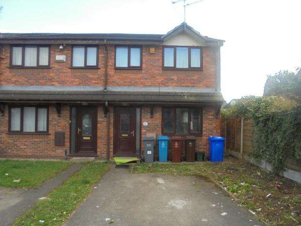 3 Bedrooms Semi Detached House for sale in Woodnewton Close, Manchester, M18