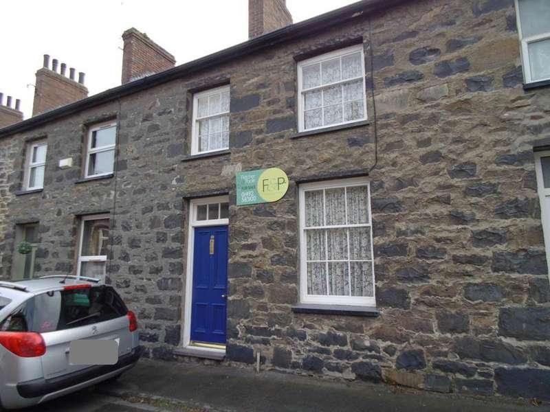 2 Bedrooms Cottage House for sale in 10 Bell Cottages, Penmaenmawr, LL34 6HA