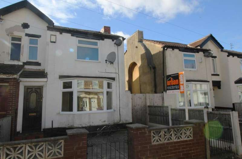 2 Bedrooms Terraced House for sale in Dorset Road