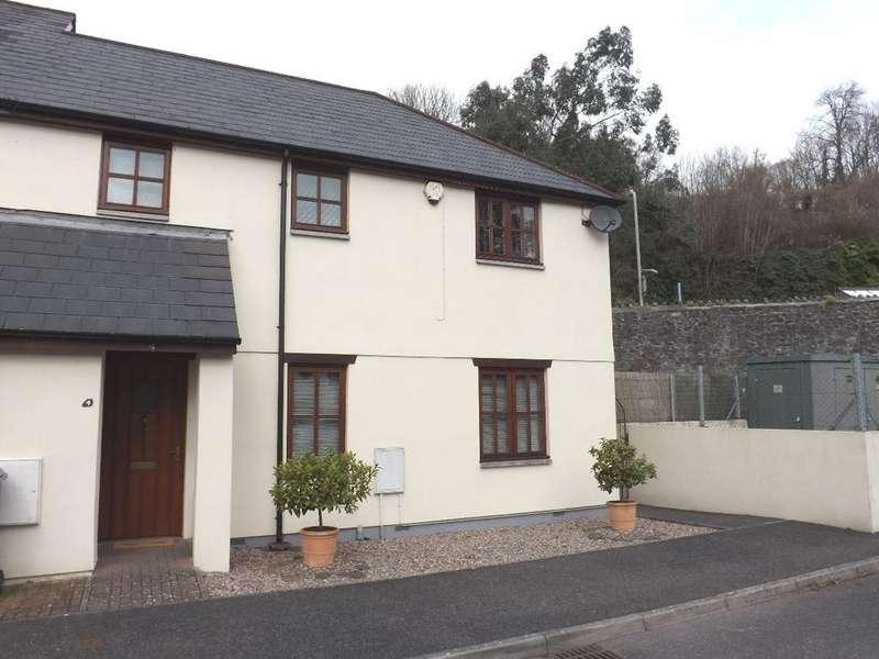 3 Bedrooms Semi Detached House for sale in Buckfastleigh
