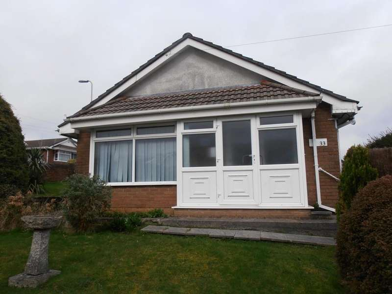 2 Bedrooms Detached Bungalow for sale in Birch Grove, Landare, Aberdare