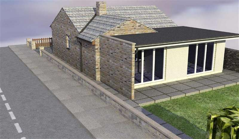 3 Bedrooms Detached Bungalow for sale in Brentwood, Leyburn