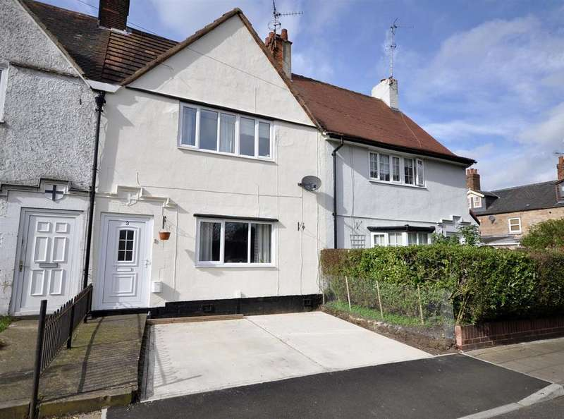 3 Bedrooms Terraced House for sale in Windmill Lane, Mansfield