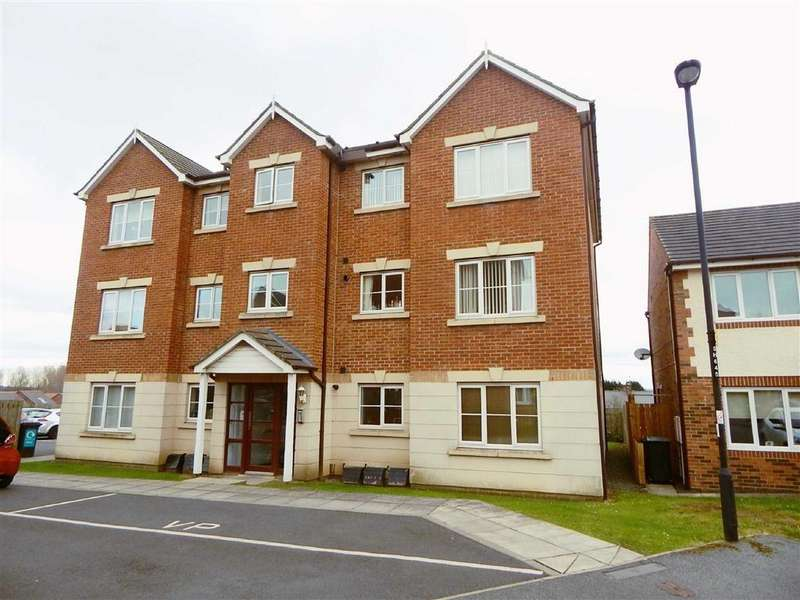 2 Bedrooms Apartment Flat for sale in Haydon Drive, Willington Quay, Wallsend, NE28