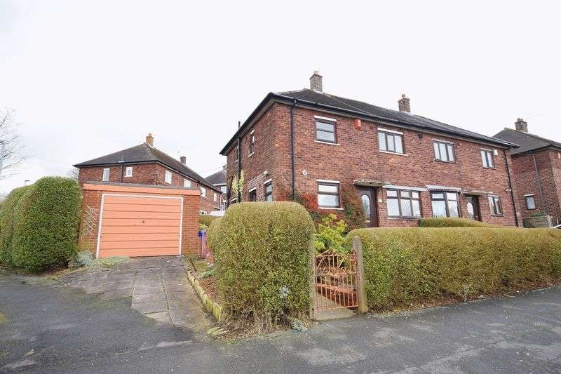 3 Bedrooms Semi Detached House for sale in Wellfield Road, Bentilee