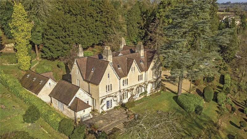 7 Bedrooms Detached House for sale in Rockness Hill, Nailsworth, Gloucestershire