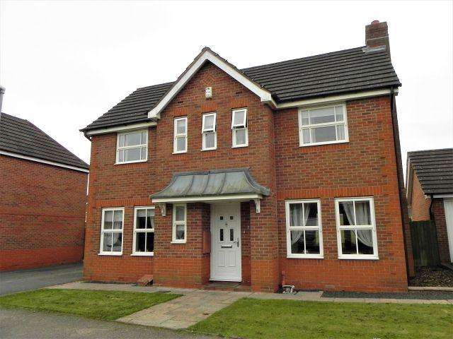 3 Bedrooms Detached House for sale in Rowan Close,Walmley,Sutton Coldfield