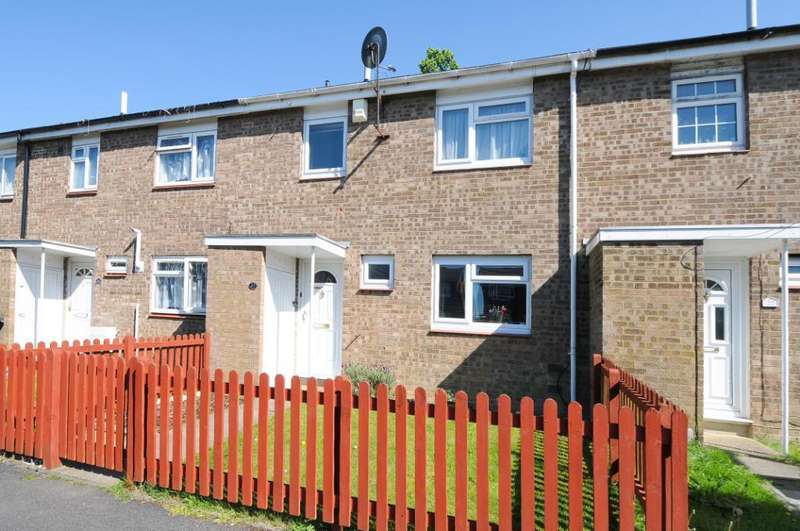 3 Bedrooms Terraced House for sale in Renoir Close, Basingstoke, RG21