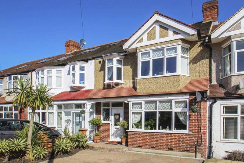 4 Bedrooms Terraced House for sale in Cherrywood Lane, SM4