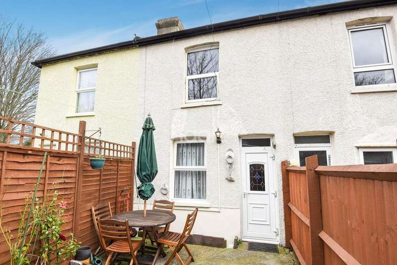 2 Bedrooms Terraced House for sale in Spencer Place, Croydon, CR0