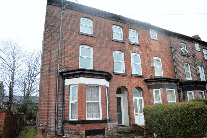 1 Bedroom Flat for rent in Egerton Road, Fallowfield, Manchester