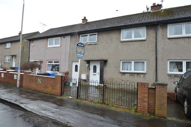 3 Bedrooms Terraced House for sale in West Wellbrae Crescent, Hamilton