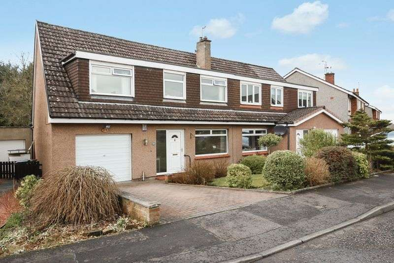4 Bedrooms Semi Detached House for sale in 24 Woodlands Drive, Bo'ness