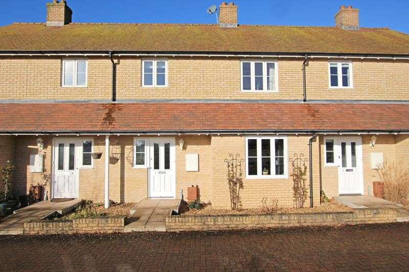 3 Bedrooms Terraced House for sale in Over Wallop