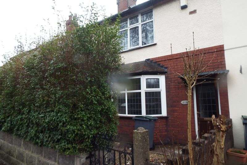 2 Bedrooms Terraced House for sale in Ridgway Road, Stoke-On-Trent