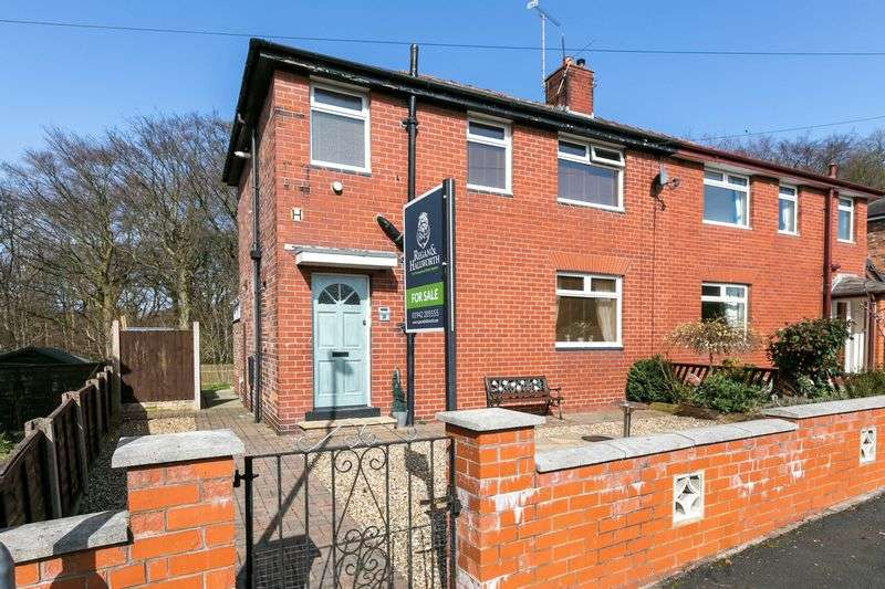 3 Bedrooms Semi Detached House for sale in Rosemary Crescent, Whelley, WN1 3XF