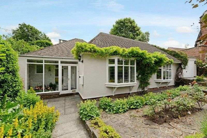 4 Bedrooms Detached Bungalow for sale in Tower Way, Woolton, Liverpool, L25