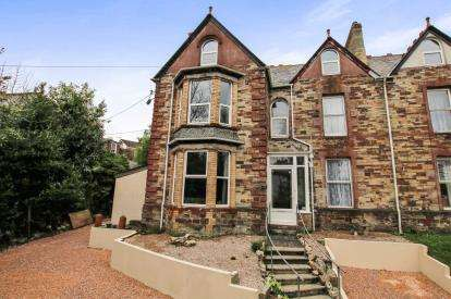 6 Bedrooms Semi Detached House for sale in Bodmin, Cornwall, England
