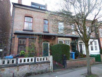 4 Bedrooms End Of Terrace House for sale in Brundretts Road, Manchester, Greater Manchester