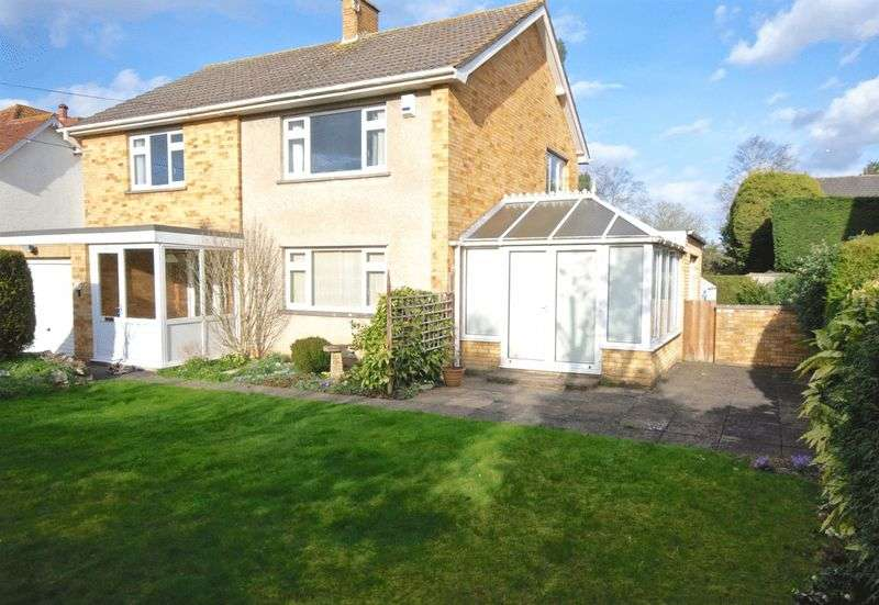 4 Bedrooms Detached House for sale in Wraxhill Road, Street