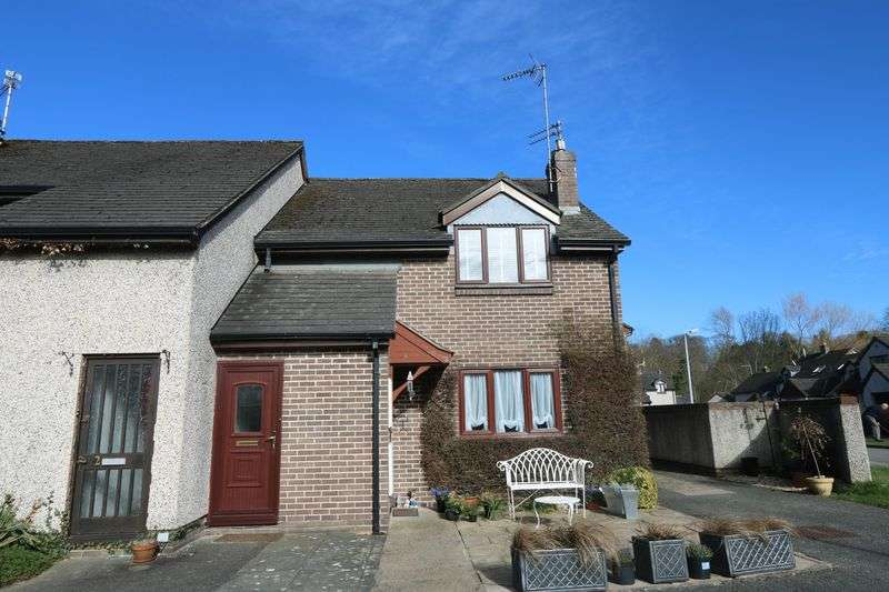 1 Bedroom Flat for sale in Maes Ffynnon, Ruthin