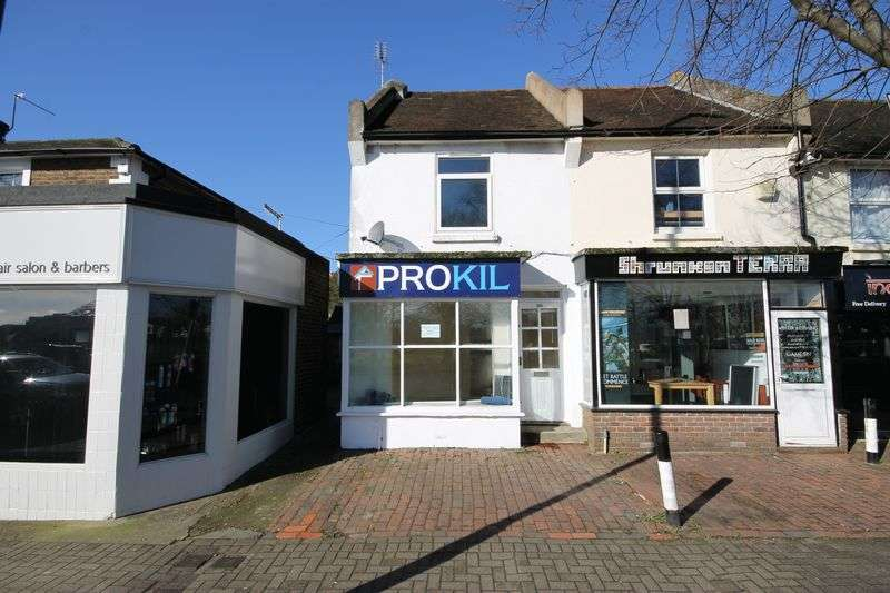 1 Bedroom Flat for sale in London Road, Burgess Hill, West Sussex