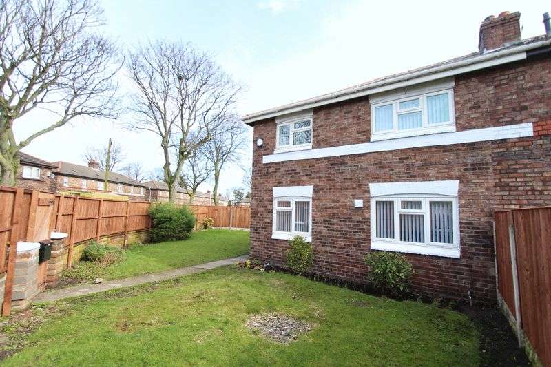 3 Bedrooms Semi Detached House for sale in Bradley Road, Liverpool