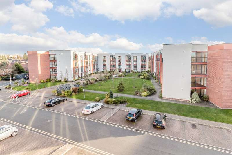 2 Bedrooms Flat for sale in Beech House, Manchester, M22 4TZ