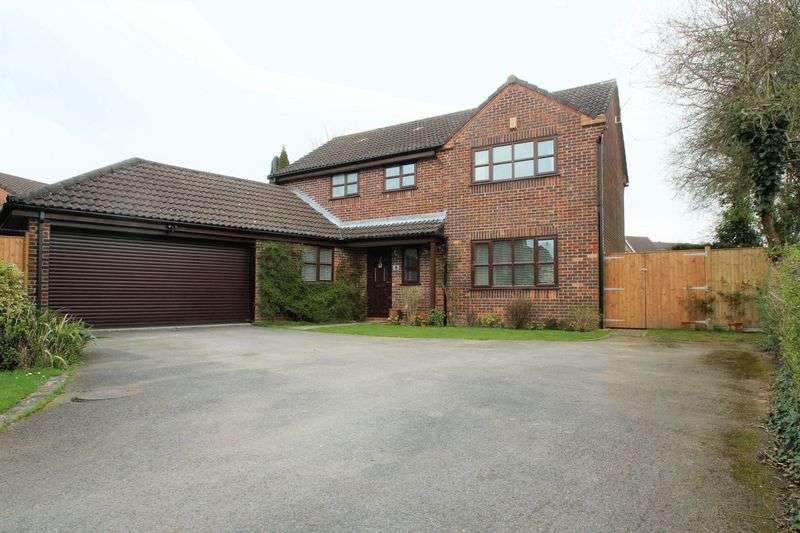 5 Bedrooms Detached House for sale in Denmead