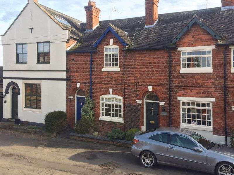 2 Bedrooms Terraced House for sale in Small Lane, Eccleshall, Staffordshire