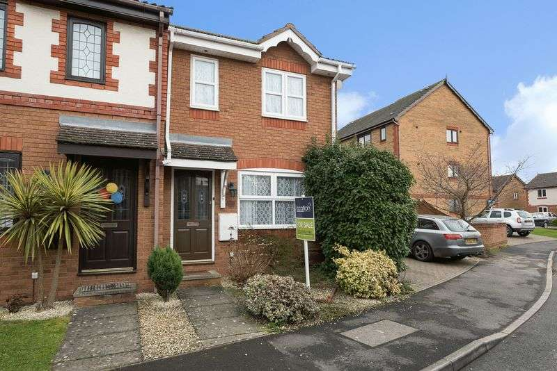 2 Bedrooms Semi Detached House for sale in Waterside Park, Southampton