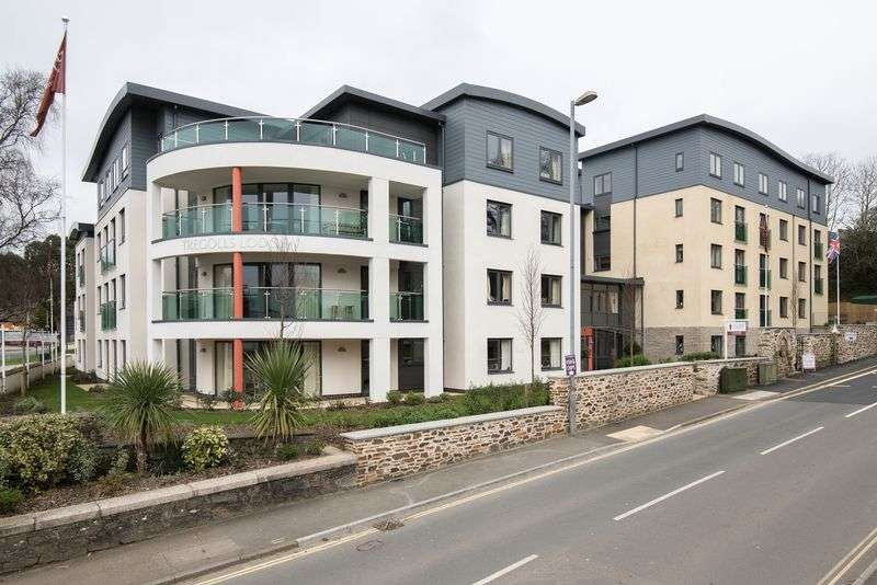 2 Bedrooms Flat for sale in St. Clements Hill, Truro