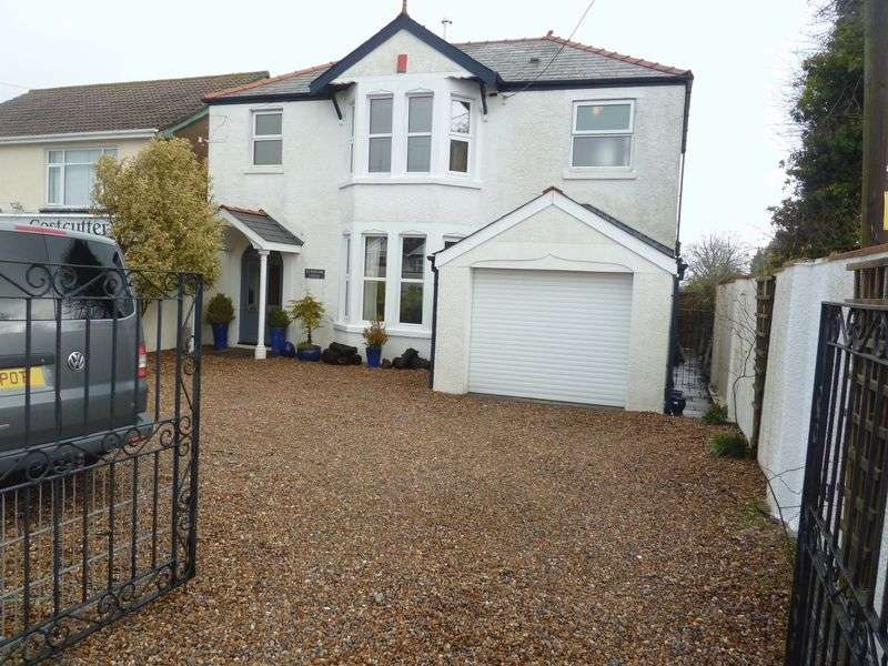 4 Bedrooms Detached House for sale in Merthyr Dyfan Road, Barry